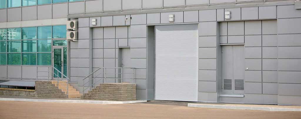 гаражные ворота рольставни цена в кемерово цэны